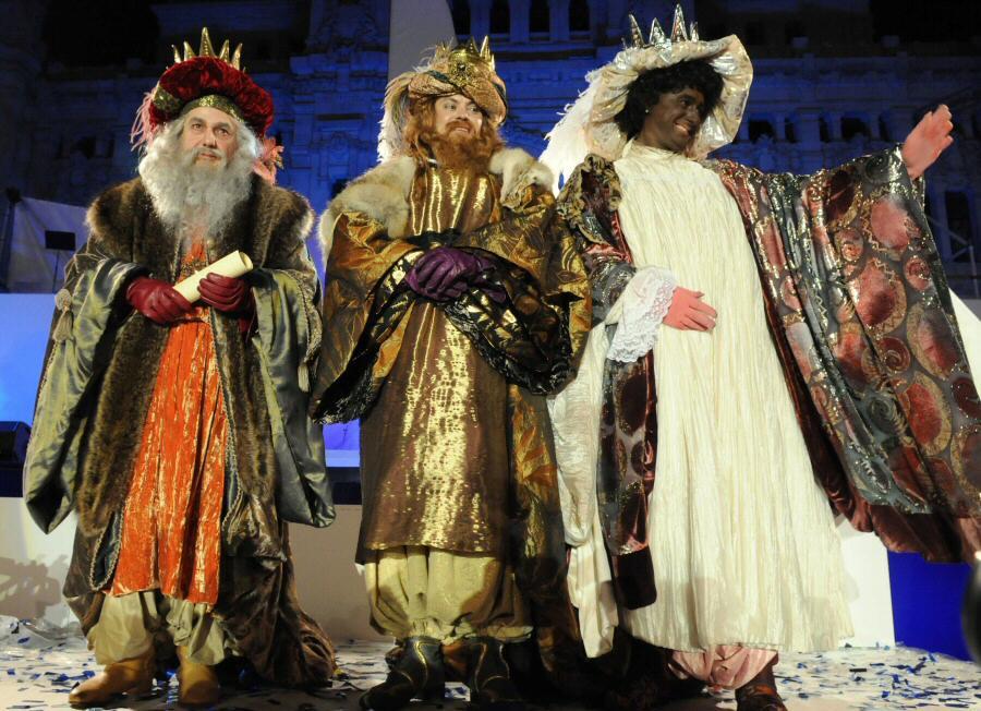 Fotos madrid cabalgata reyes magos 001